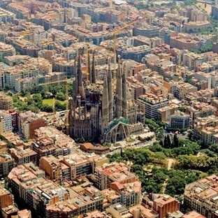 Gaudi'nin güzel şehri Barselona Gezi Notları