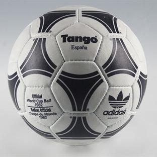 Geçmişten günümüzde dünya kupası topları !