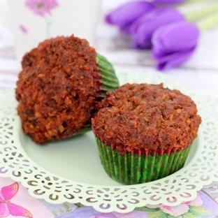Glutensiz Super Muffinler