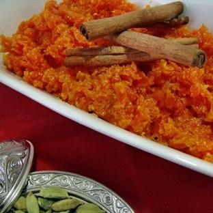 Güney Asya Mutfağından Havuç Helvası