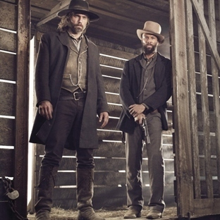 Hell on Wheels 4.Sezon'dan İlk Görsel
