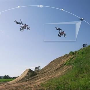 HEXO+ Hexacopter Kullanıcısını Takip Eden  İHA