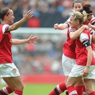 Kadınlardan İlk Galibiyet: Liverpool 0-1 Arsenal