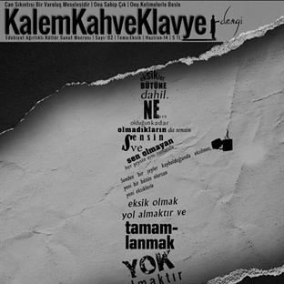 KalemKahveKlavye Dergi 2.Sayı geliyor!