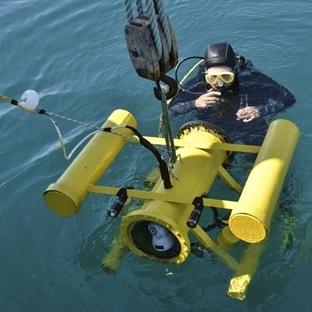 Karadeniz'in İlk Sualtı Görüntüleme Cihazı