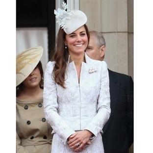 Kate Middleton: Alexander McQueen Ceket