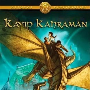 KAYIP KAHRAMAN (The LOST HERO) by RICK RIORDAN