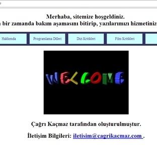 Kendi Web Sitenizi Basitçe Oluşturmak