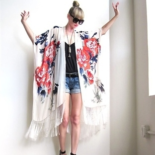 kimono giyme sanatı