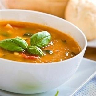 Kırmızı biberli çorba tarifi