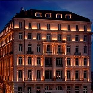 """Kitapseverlerin Yeni Adresi """"Pera Palace Oteli"""""""
