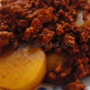 Kıymalı Patates