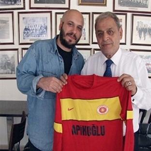 Lefter'in, Hrant'ın takımı Taksim Spor