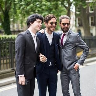 Londra Moda Haftası'ndan 10 Erkek Sokak Stili