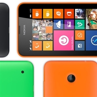 Lumia 630 Ülkemizde satışta