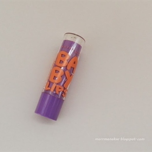 Maybelline Baby Lips - Peach Kiss