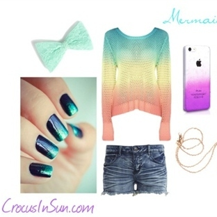 Mermaid Style ^^