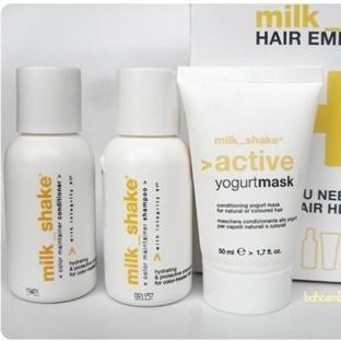 Milk_Shake Saç Kurtarıcı Set