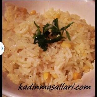Mısırlı Pirinç Pilavı