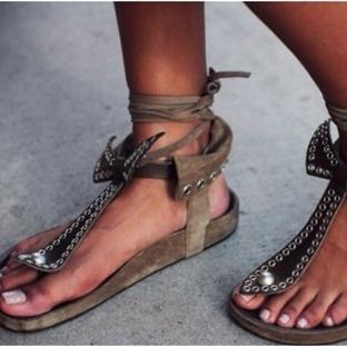 Moda: Isabel Marant Edris