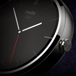 Motorala' nın merakla beklenen saati Moto 360