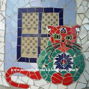 Mozaik Kediler
