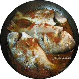 napolitan sosta balık buğulama
