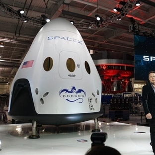 NASA'ya Özel Uzay Aracı