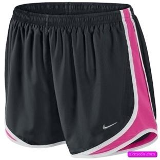 Nike Bayan Şort Modelleri