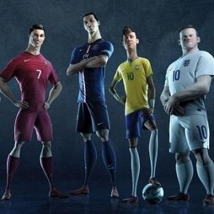 """Nike' ın Film Gibi Reklamı """"Her Şeyini Ortaya Koy"""""""