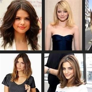 Omuz Hizasındaki Saç Kesim Modelleri
