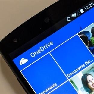 OneDrive Depolama Kapasitesi 15 GB Oldu.