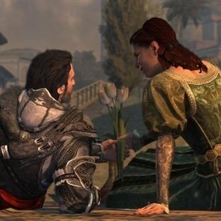 Oyun Günlüğü #8: Ezio ve Sofia