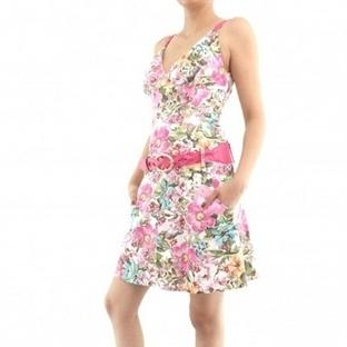 İp Askılı Yazlık Elbise Modelleri