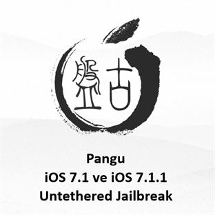 Pangu iOS 7.1.1 Untethered Jailbreak yayınlandı!