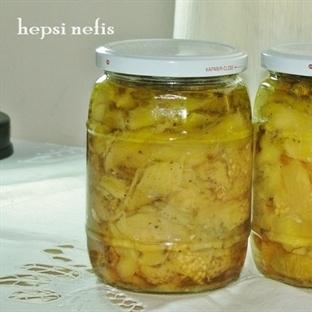 patlıcan konservesi nasıl yapılır ?