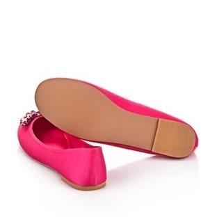 Pembe Yazlık Ayakkabı Modelleri