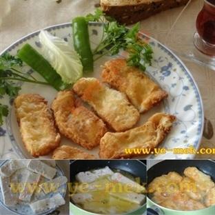 Peynir Kızartması (Mihaliç Peyniri)