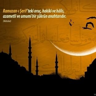 Ramazan Orucu Ne Zaman? - Ramazan Bayramı Ne Zaman
