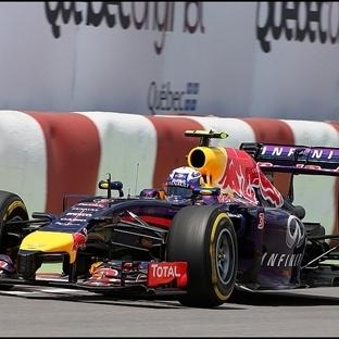 Ricciardo'dan Kanada'da Efsanevi İlk Yarış Zaferi