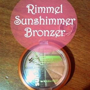 Rimmel Sunshimmer Bronzer / 002 Bronze Goddess