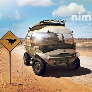 Rüya Gibi Bir Şey: Nimbus Concept e-Car