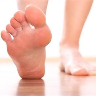 Sağlıklı yürüyüş için ayak sağlığı