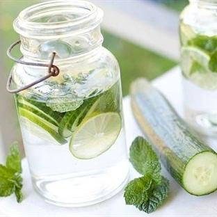 Salatalık Çayı İle Kilo Verin