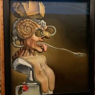 Salvador Dali Eserleri