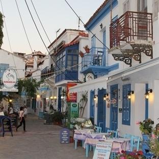Samos Adası Gezi Notları