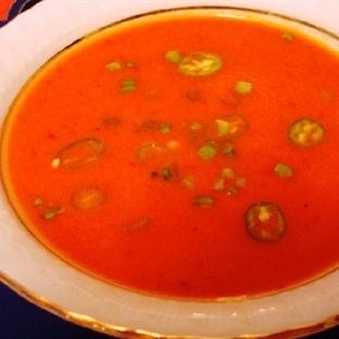 San Biber Portakal Çorbası Porsiyonbaşına35 kalori