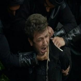 Şehzade Bayezid'in Öldürülme Sahnesi