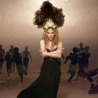 Shakira'dan Dünya Kupası Klibi