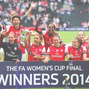 Sıra Kadınlarda: Arsenal 2-0 Everton